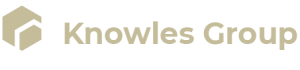 Knowles group logo inverse